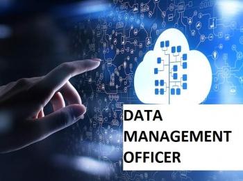 ΠΡΟΚΗΡΥΞΗ ΘΕΣΗΣ: DATA MANAGEMENT OFFICER (Κωδ. θέσης: DATA-OFFICER_10/2020)